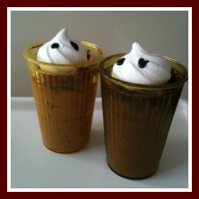 BooCups Quick and Easy Halloween Treats for Busy Mums