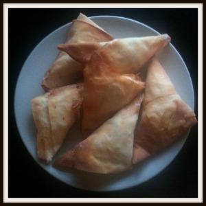 Vegetable Samosas Cooking With Your Toddler: Vegetable Samosas
