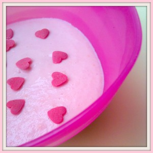 valentines pud Simple Childrens Valentines Pud