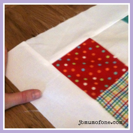 Border corners How to make a Cotbed Quilt for Beginners, Step 6: Rotary Cutting and Adding Your Borders