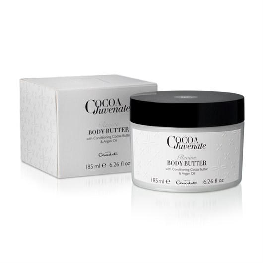 revive body butter Prize Draw: Luxurious Revive Body Butter (RRP £20) from Hotel Chocolat