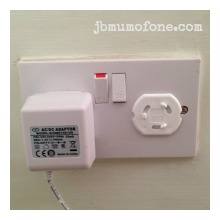 Cover empty plug sockets Top Tips on Baby Proofing Your Home