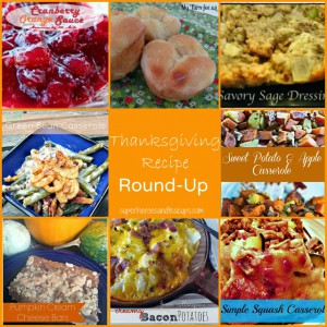 Thanksgiving Recipe Round Up 300x300 Mondays Parenting Pin It Party #27