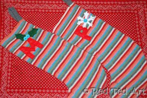 stockings 300x201 Top Five Christmas Crafts From Red Ted Art