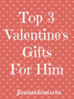 Valentines Gifts For Him Top Three Gifts To Make Him Smile This Valentines Day