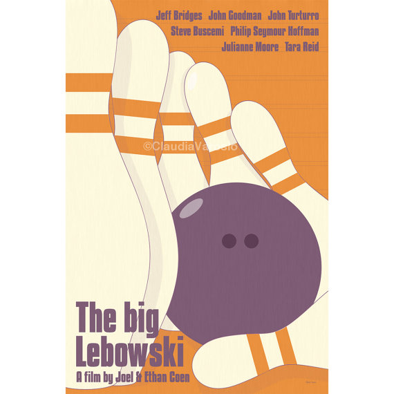 Claudia Varioso: The Big Lenowski