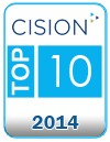 Top 10 Cision Blog