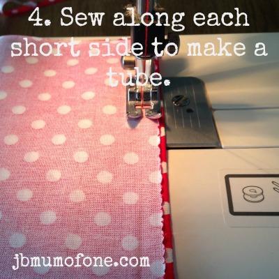Baby skirt tutorial