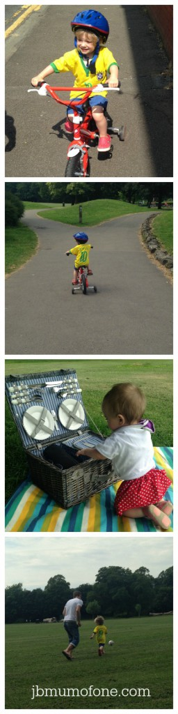 Center Parcs June Blogger Challenge: On Your Bike