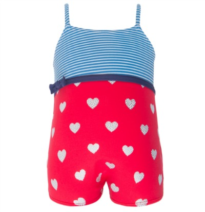 Archimede one-piece swimsuit