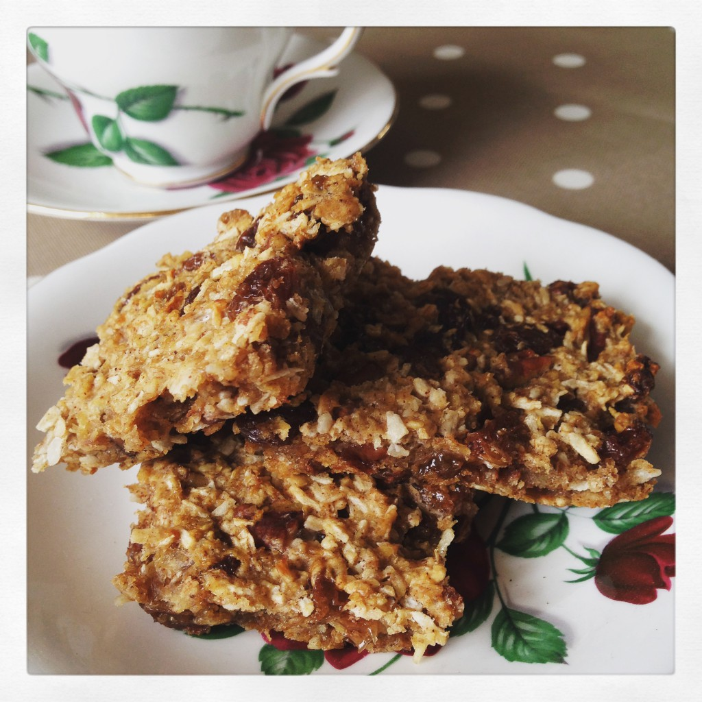 Guilt Free Flapjack: The easiest recipe you will ever find!