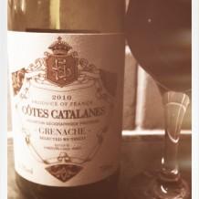 Tesco Finest Côtes Catalanes Grenache 2010
